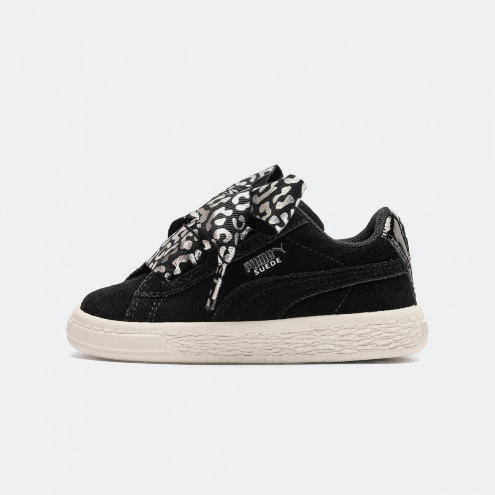 Puma Suede Heart Athluxe Kid's Shoes
