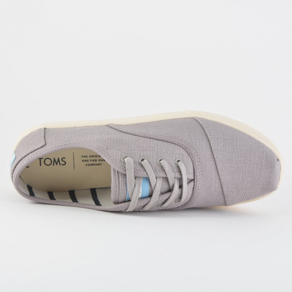 TOMS Morning Dove Heritage Can Wm Cord Sneak