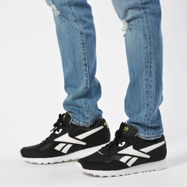buy \u003e reebok classic rapide trainers