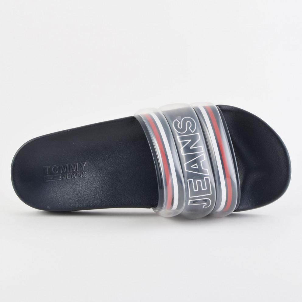 Tommy Jeans Pop Webbing Women'S Slides