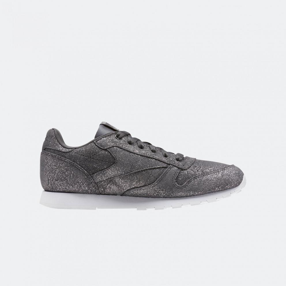 Reebok Classics Matte Shine Leather Kid's Shoes