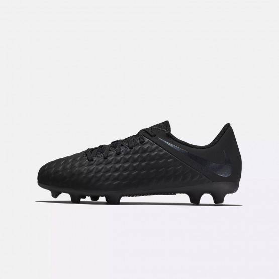 "Nike Jr. Hypervenom Phantom Iii Club ""academy Black Pack"""