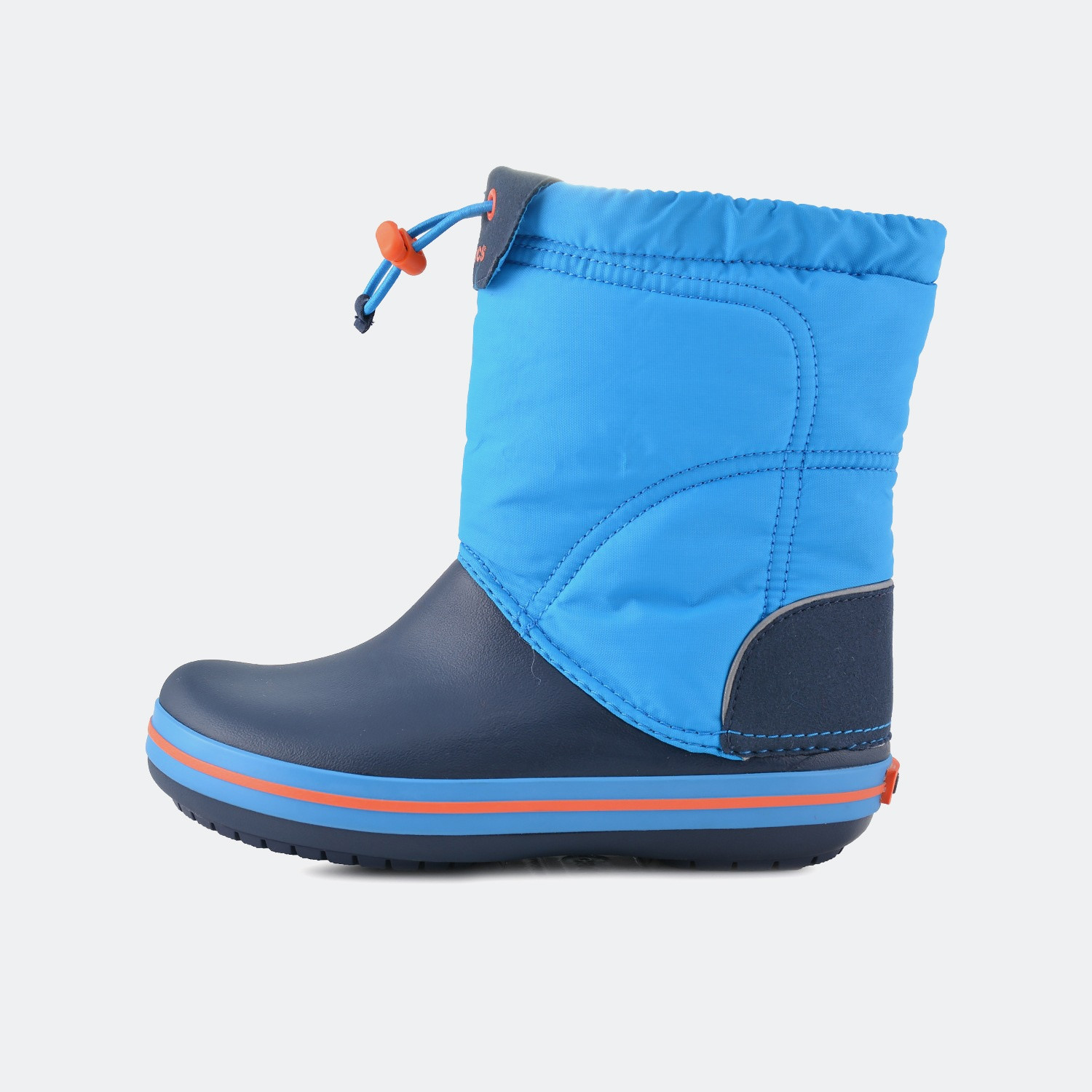 Crocs Crocband™ Lodgepoint Boot | Παιδικά Μποτάκια (10800302611_29929)