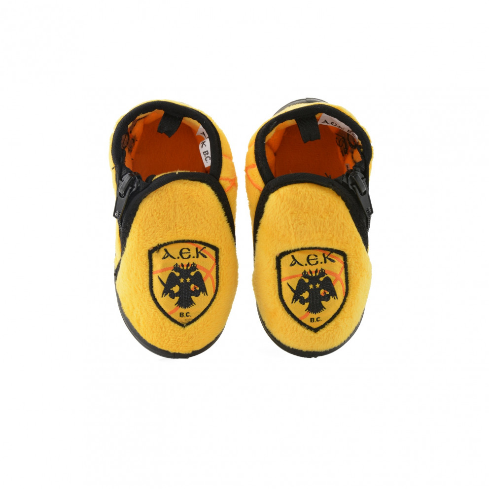 Parex ΑΕΚ slippers