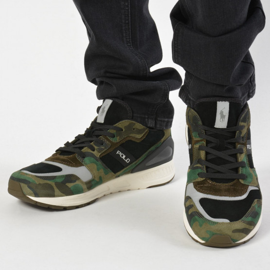 Ralph Lauren Train 100 Camo Men's Sneakers