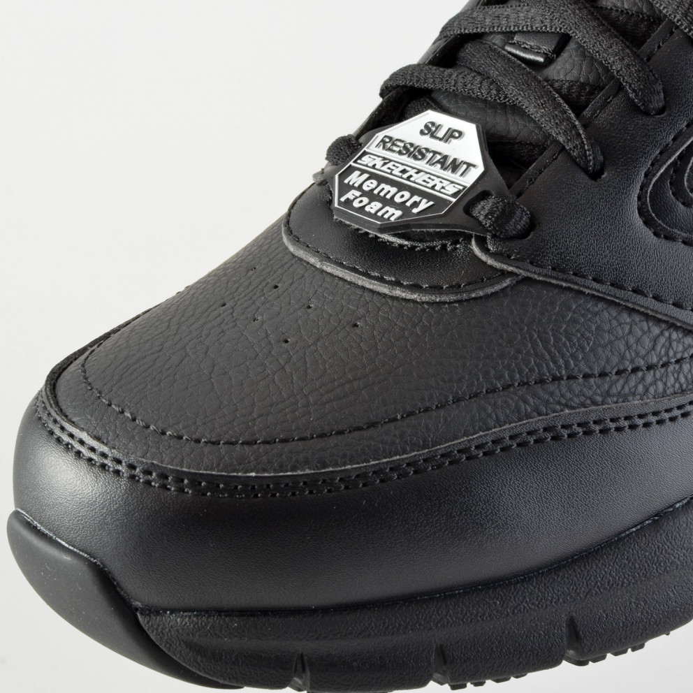 Skechers Work Relaxed Fit: Nampa - Wyola Sr Women's Shoes