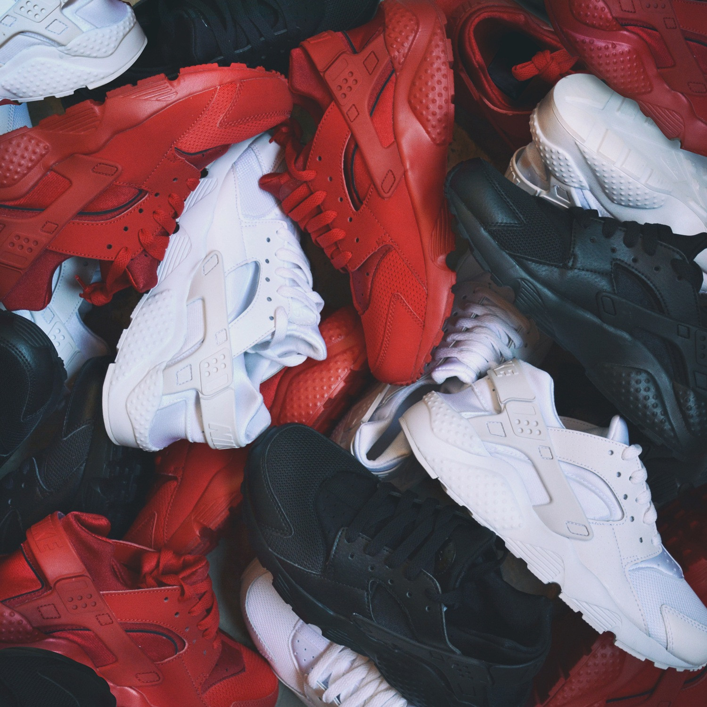 Nike Huarache Run   Lifestyle Casual Shoes