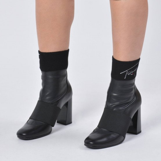 Tommy Jeans Tommy Signature Heeled Boot