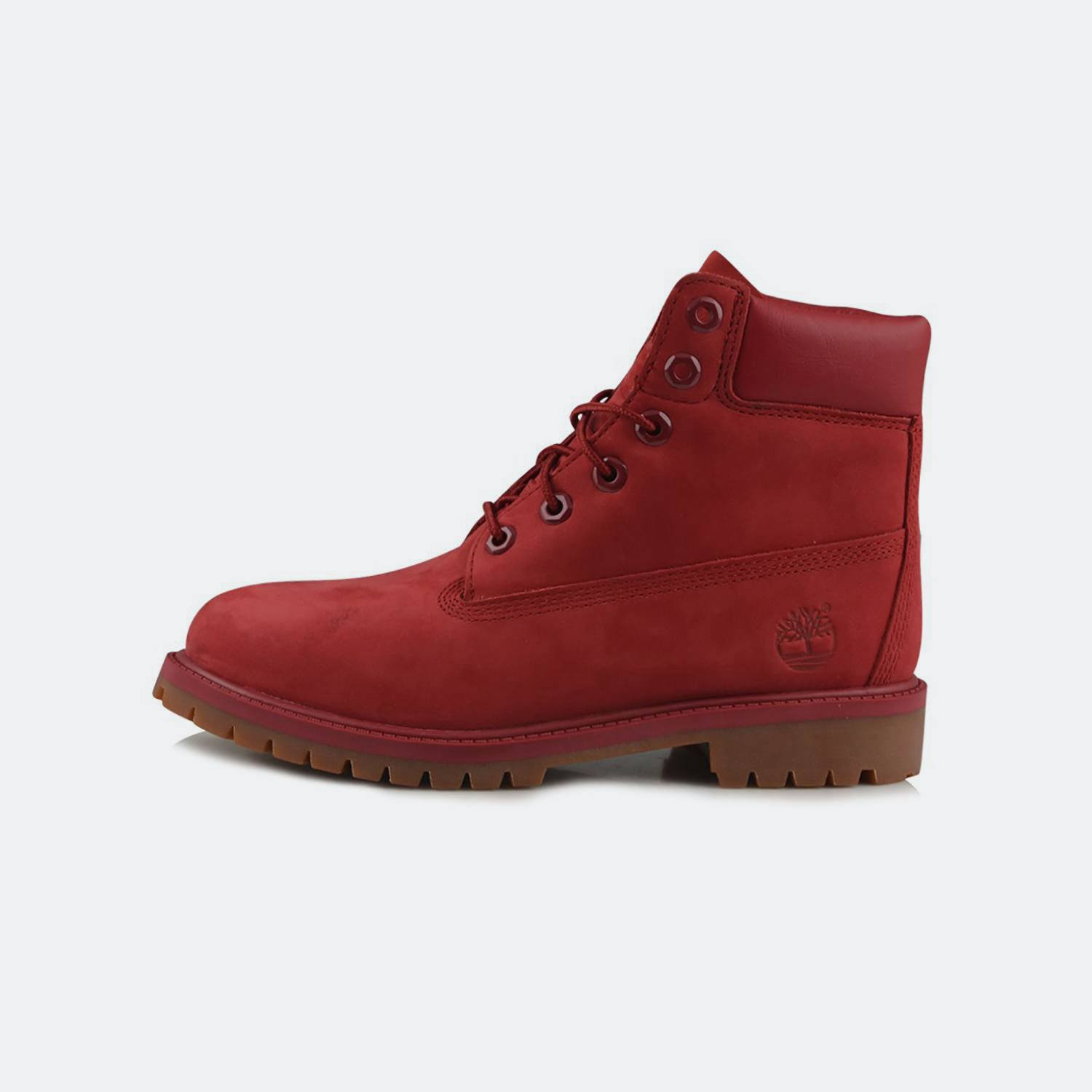 Timberland 6 In Premium Wp Boot Red (1080031563_1634)