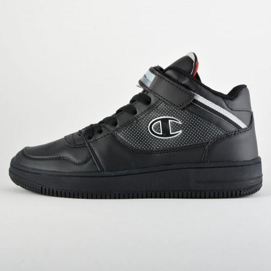 Champion Mid Cut Rebound Vintage Kid's Shoes
