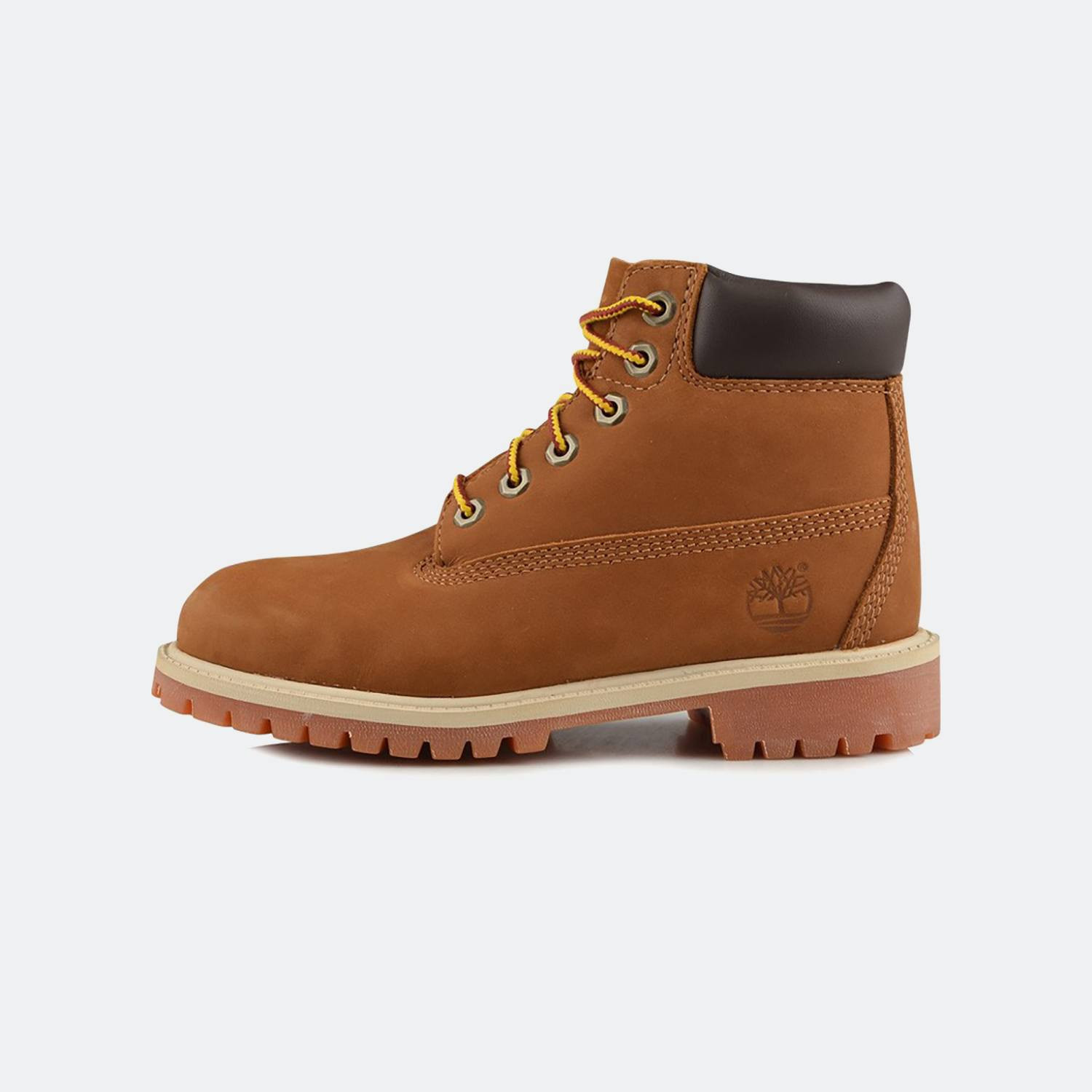 Timberland 6In Prem Rust Nbk / Brown (1080031140_005)