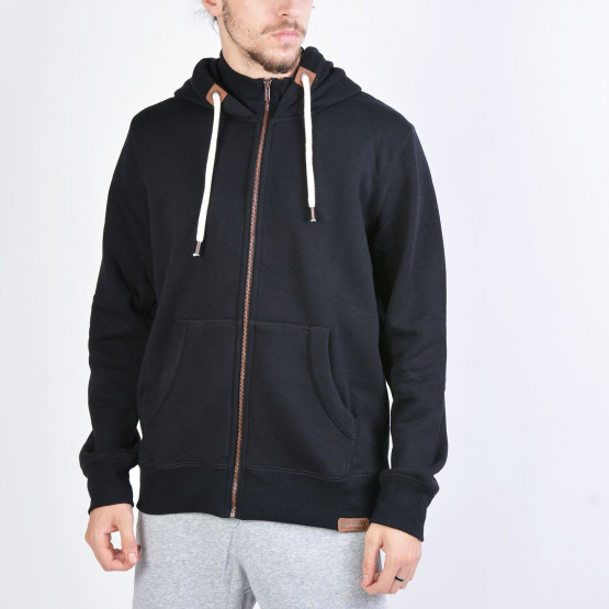 Body Action Hooded Sweat Jacket - Ανδρική Ζακέτα