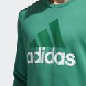 adidas Essentials Logo Crewneck Sweatshirt | Men's Sweatshirt