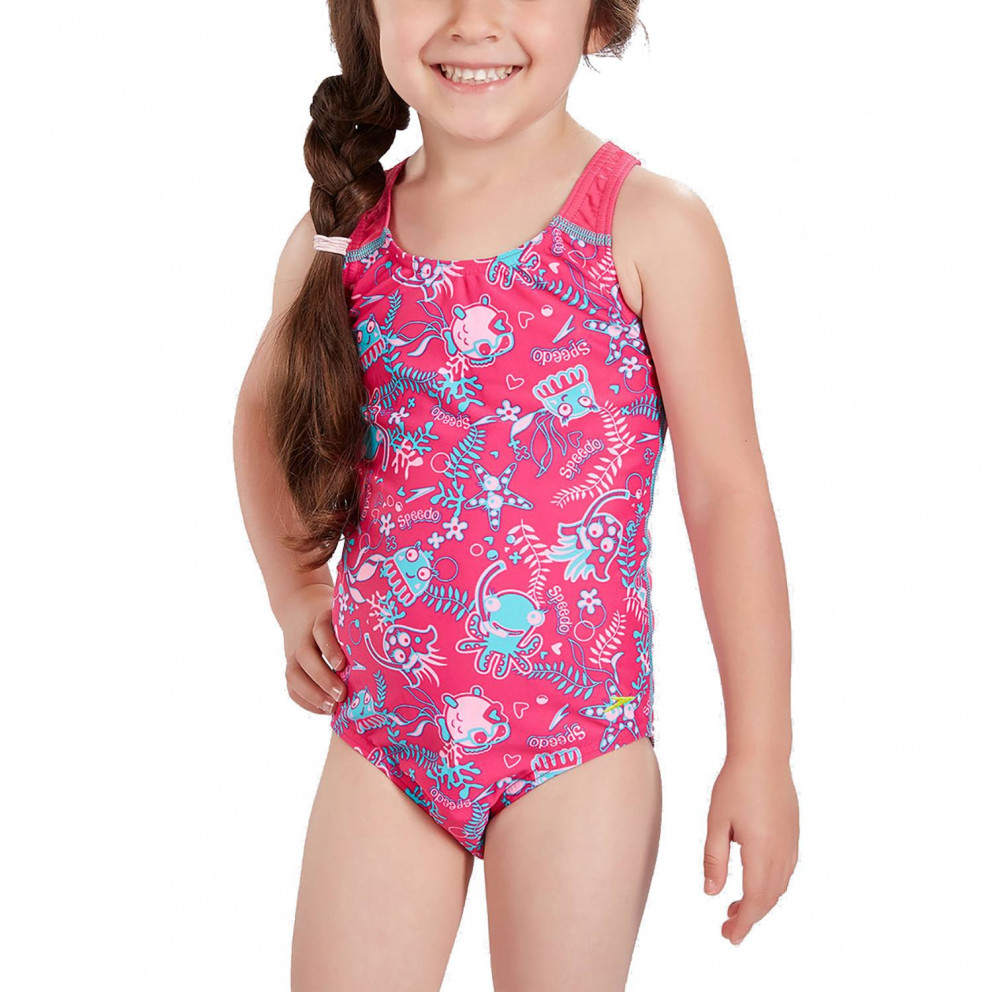 Speedo Seasquad Allover 1 Piece