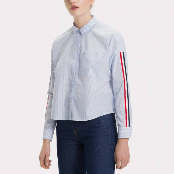 Tommy Jeans Boyfriend Stripe Shirt