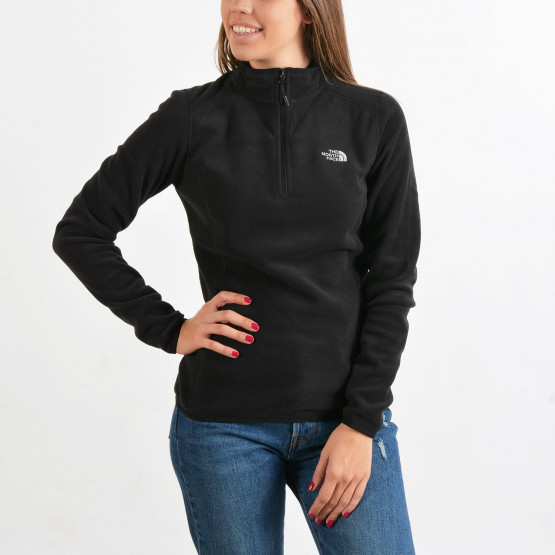 THE NORTH FACE Women's 100 Glacier 1/4 Zip
