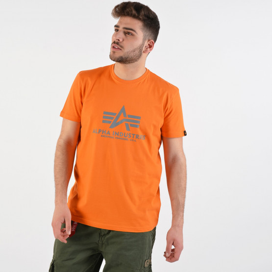 Alpha Industries Basic Men's T-shirt - Ανδρικό Μπλουζάκι