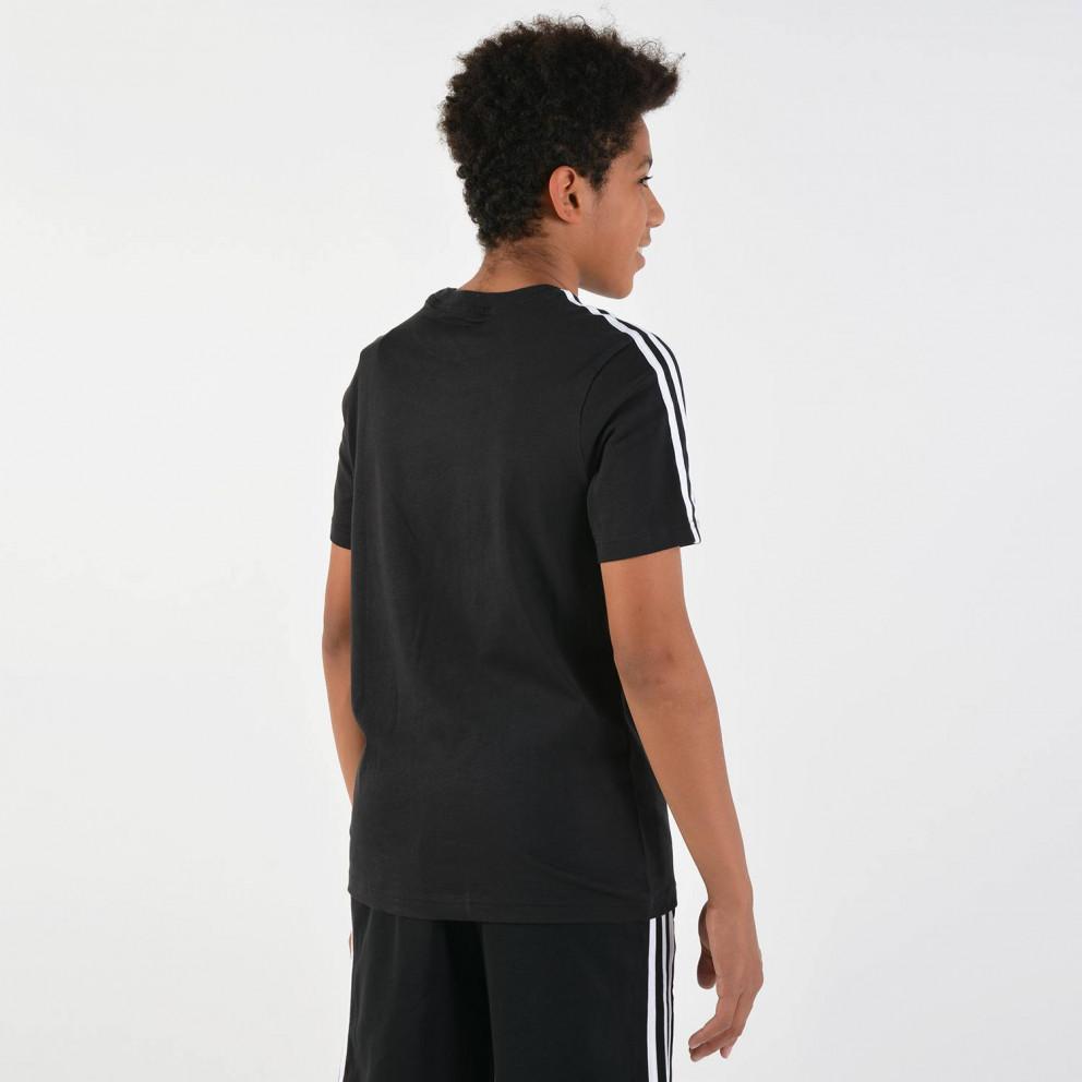 adidas Performance Essentials 3-Stripes Kids' T-Shirt