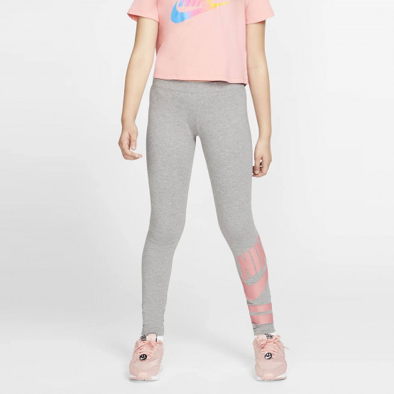 Nike Sportswear Girl's Leggings - Παιδικό Κολάν