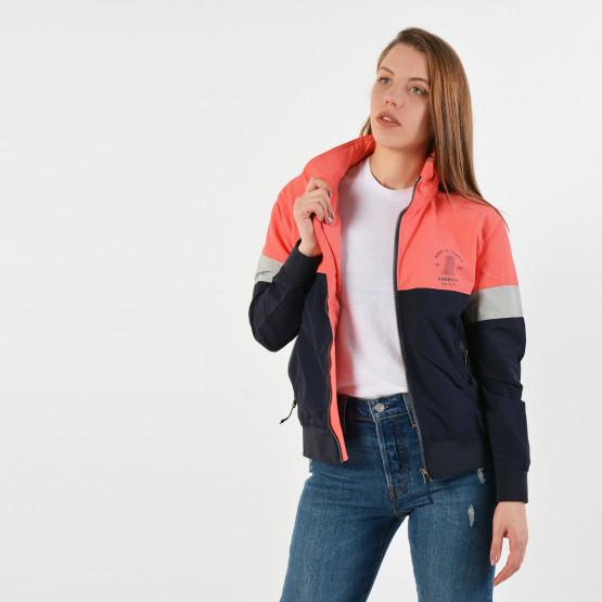 Emerson Women's Jacket With Rib Bot