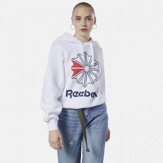 Reebok Classics Big Logo Hoodie - Γυναικείο Hoodie