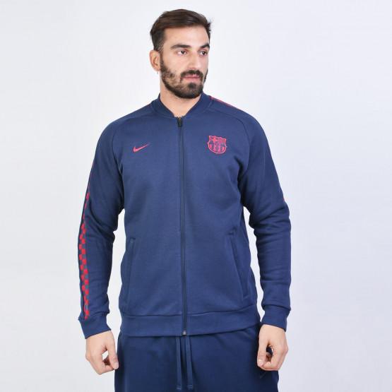 Nike FCB M GFA FLC TRK JKT