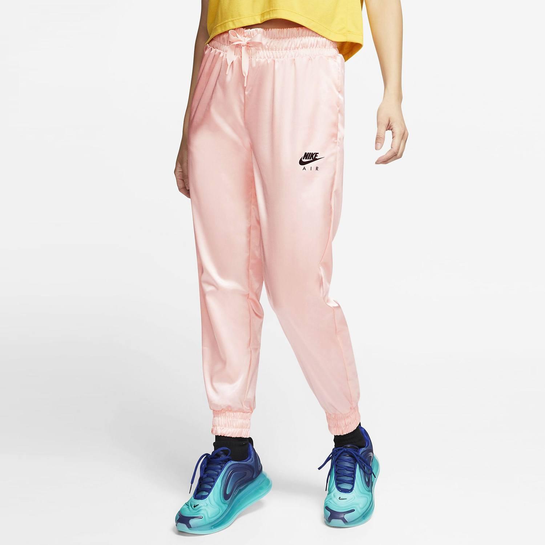 Nike Air Women's Satin Tracksuit Bottoms - Γυναικείο Παντελόνι (9000035441_40698)