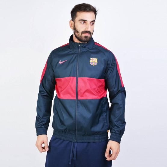 Nike FCB M W TRK JKT ST