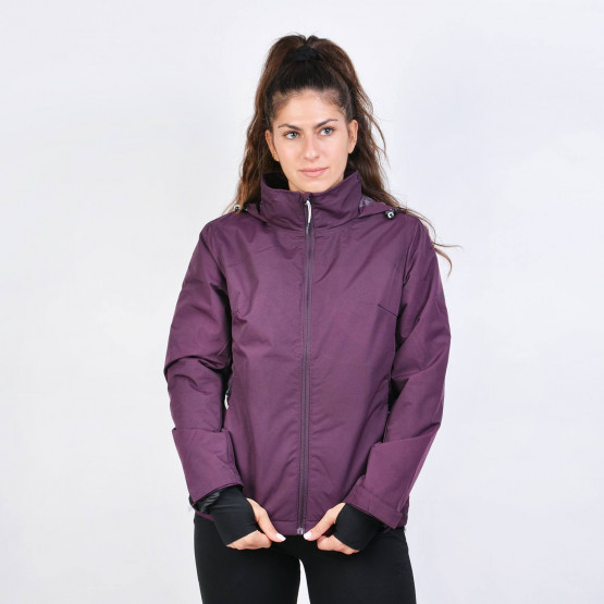 Emerson Women's Roll-in Hood Jacket - Γυναικείο Μπουφάν