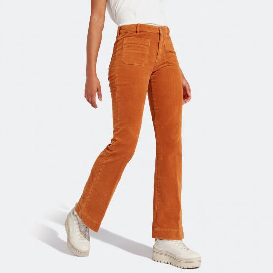 Wrangler Flare - Γυναικείο Παντελόνι