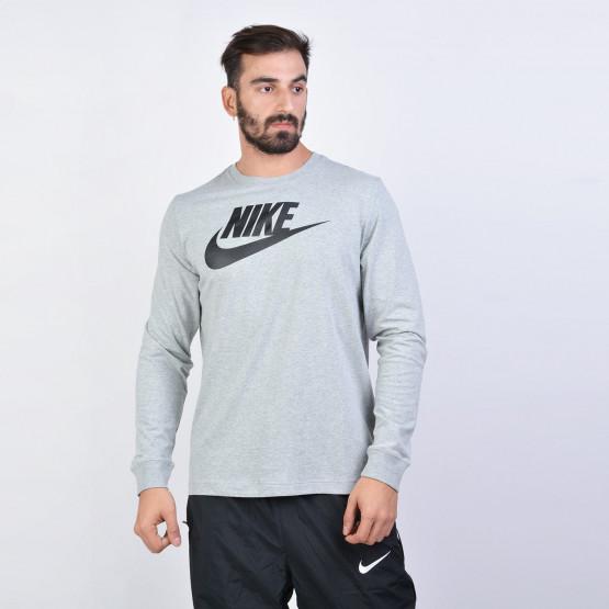 Nike M NSW LS TEE ICON FUTURA