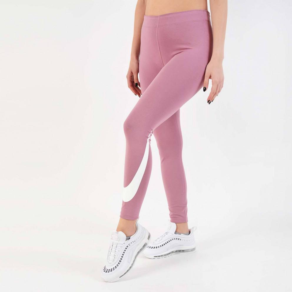 Nike Sportswear Swoosh Leg-A-See Leggings
