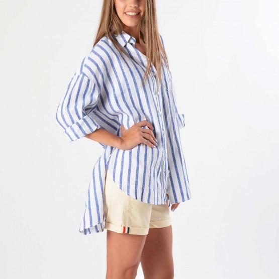Tommy Jeans Oversized Stripe Shirt