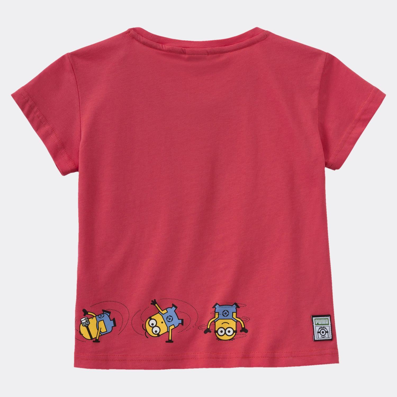 Puma Minions Tee | Παιδικό T-shirt