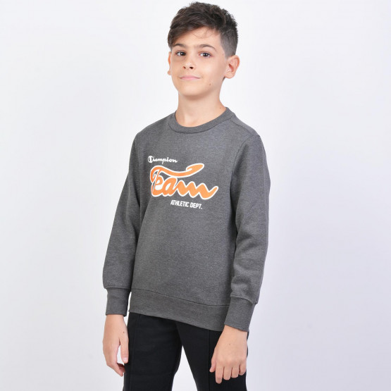 Champion Crewneck Sweatshirt - Παιδικό Φούτερ