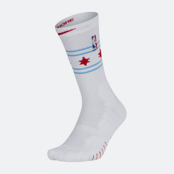 Nike Nba Crew Chicago Bulls City Edition  | Unisex Κάλτσες