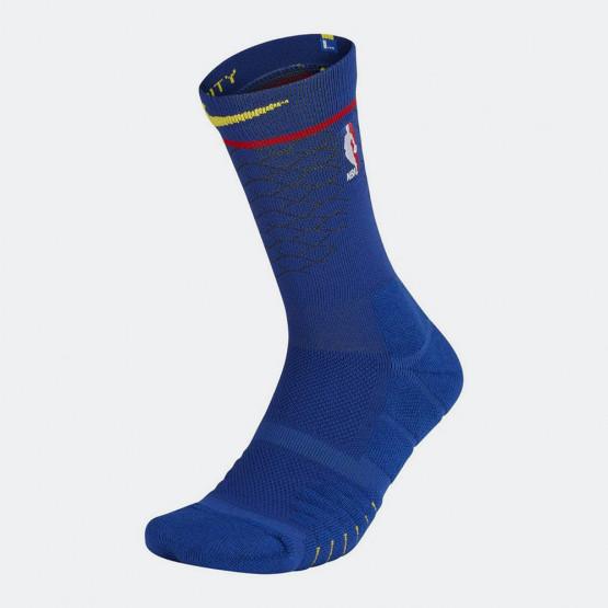 Nike NBA Golden State Warriors City Edition Elite Quick   Unisex Κάλτσες
