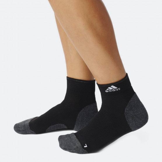 adidas Performance Running Light Ankle Socks 1 Pai