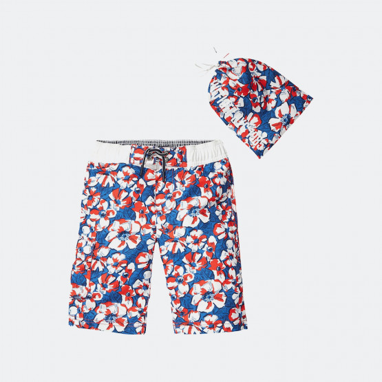 Tommy Jeans FLOWER PRINT BOARDSHORT