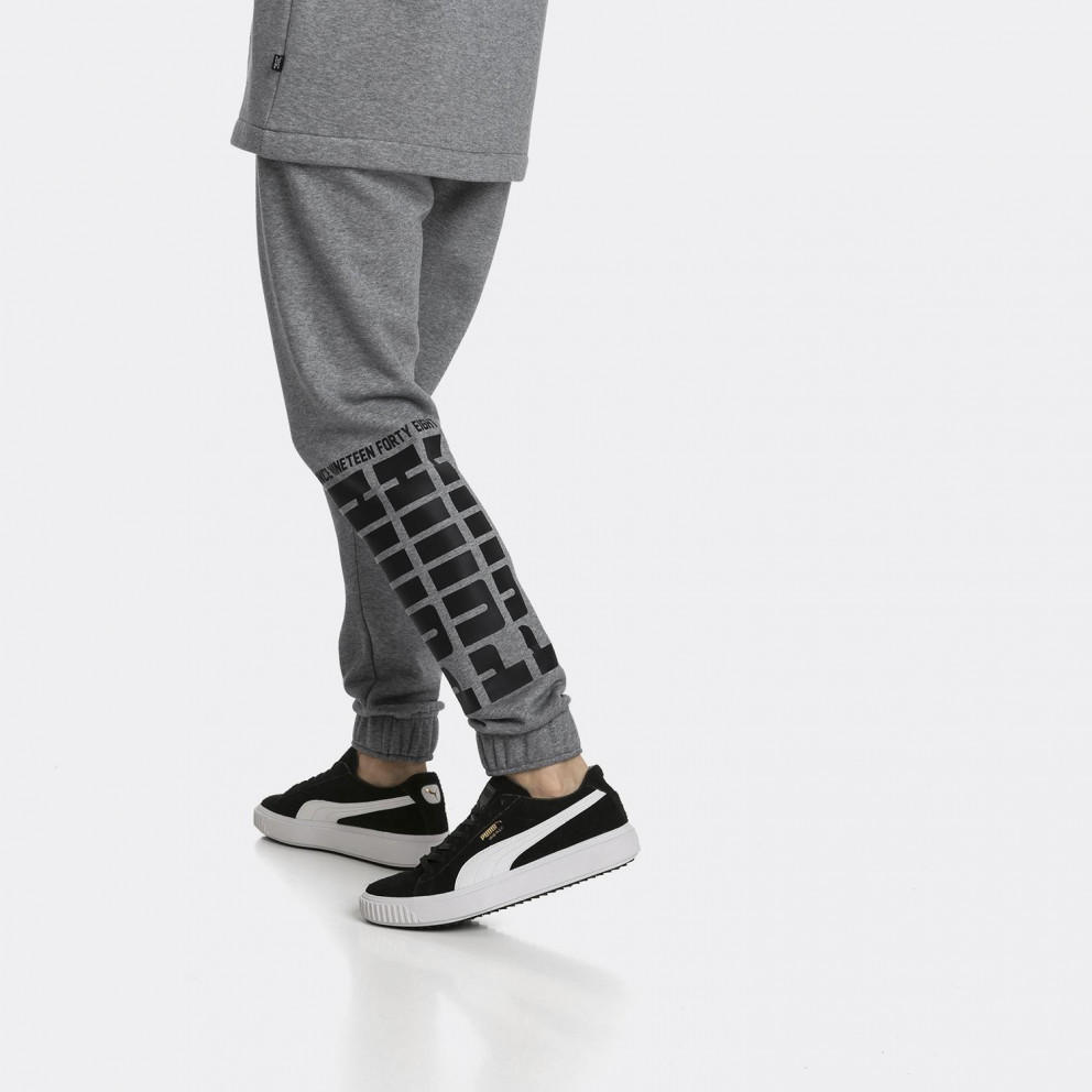 Puma Men's Rebel Bold FLeece Pants
