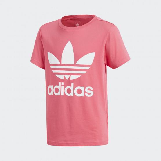 adidas Originals Trefoil Tee - Παιδικό Μπλουζάκι