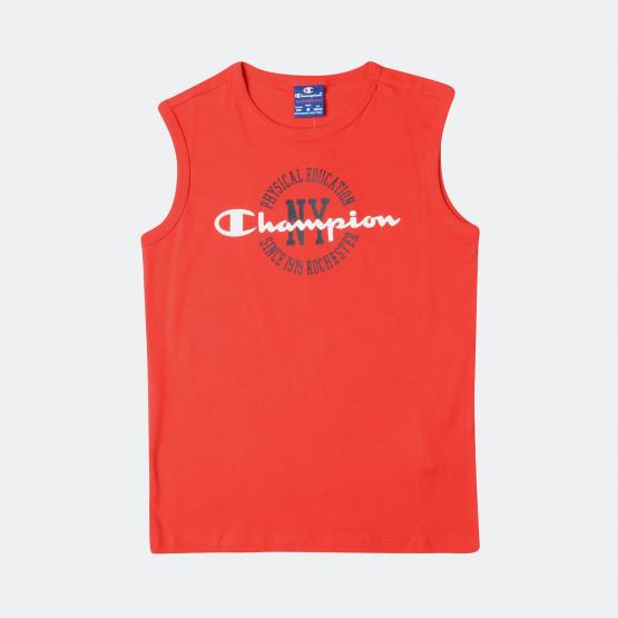 Champion Sleeveless Crewneck | Παιδικό T-Shirt