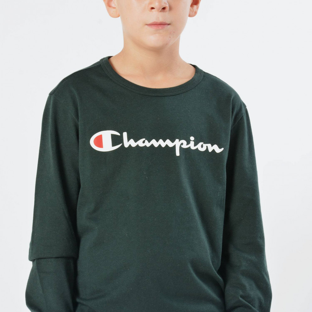 Champion Long SLeeve T-Shirt