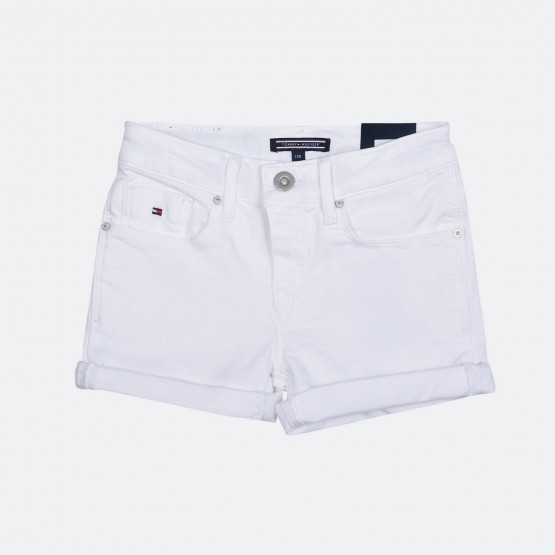 Tommy Jeans Skinny Fit Denim | Girl's Shorts
