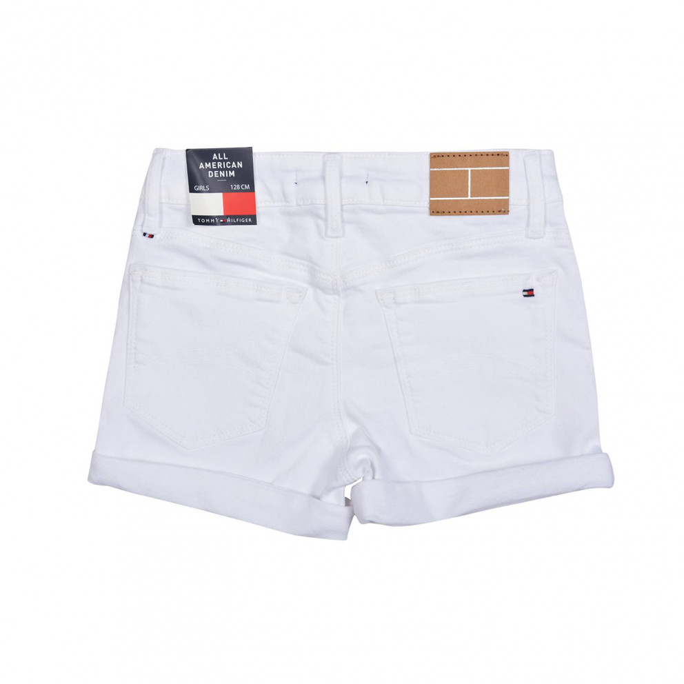 Tommy Jeans Skinny Fit Denim | Girl's Shorts