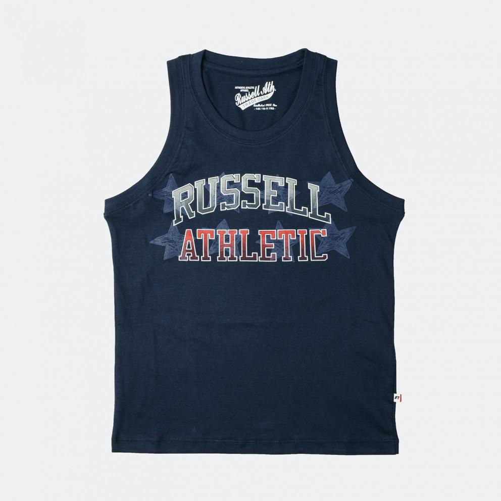 Russell Athletic  Star Logo | Παιδική Αμάνικη Μπλούζα