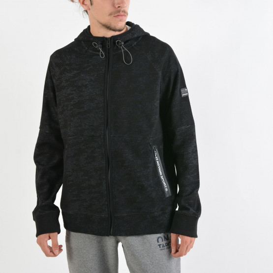 Body Action Gym Tech Zip Hoodie