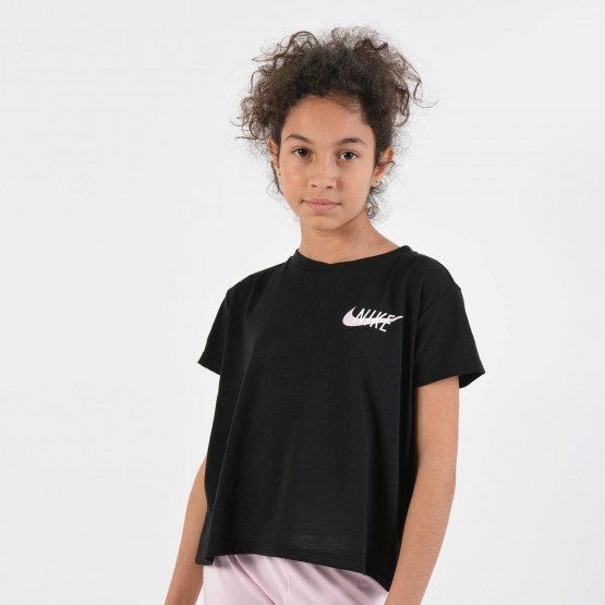 Nike Dri-Fit Kid's Training Top - Παιδικό T-Shirt