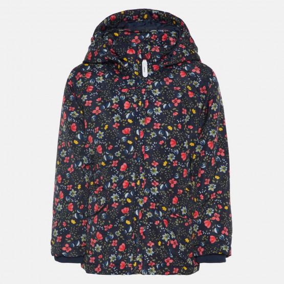 Name it Mini Mello Floral Print Winter Jacket
