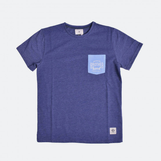 Brotherhood Destination Pocket T-shirt